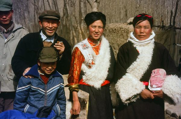 Tibetan and Hui